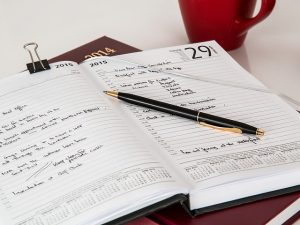 Save you time - Diary Management