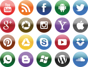 Save you time - Social Media