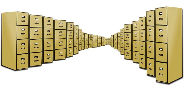 Admin during lock-down - Filing