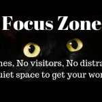 Focus Zone Eyes Logo